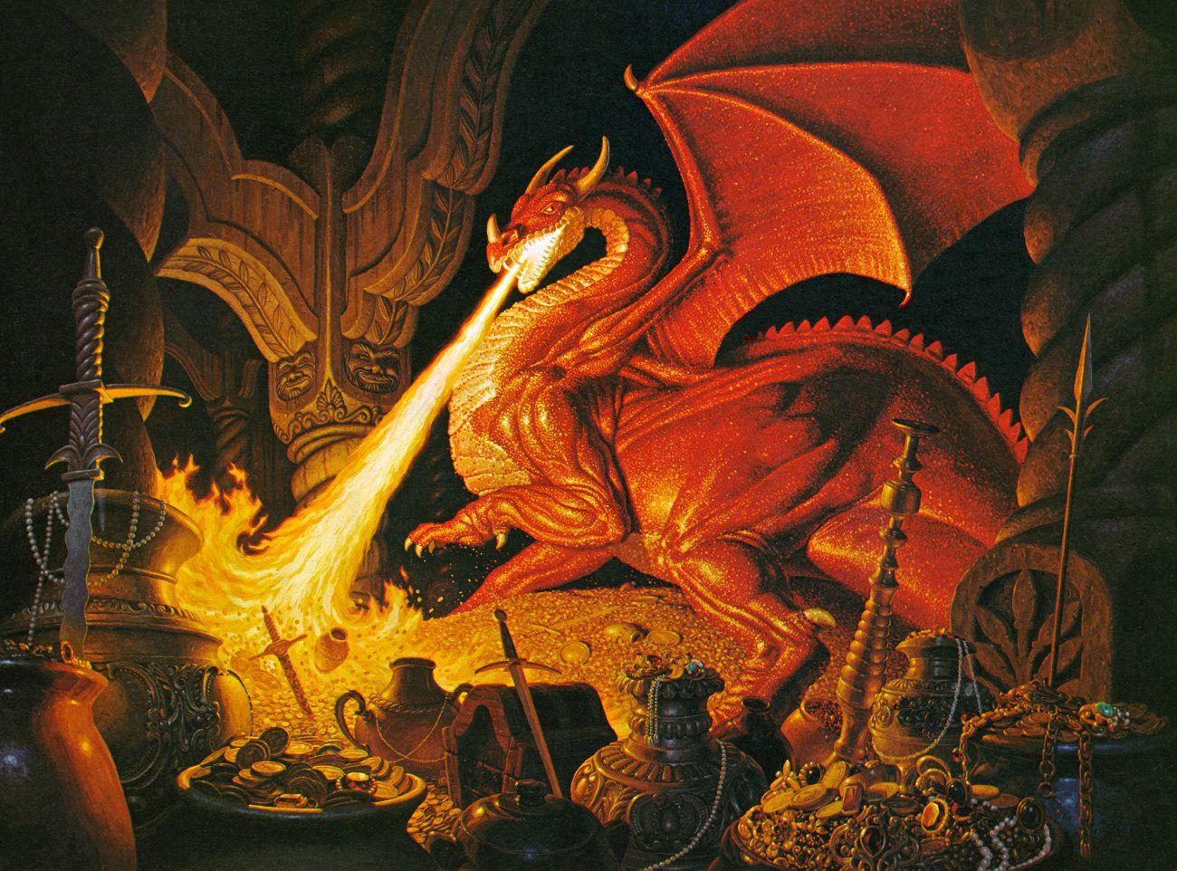 Image result for Tim and Greg Hildebrandt Dragon's Lair