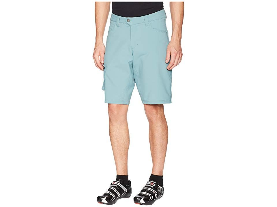 Pearl Izumi Canyon Shorts Arctic Mens Shorts Hit the trails in the ultimate mountain biking Canyon Shorts Loose fit is relaxed but not sloppy and perfect for workouts or...