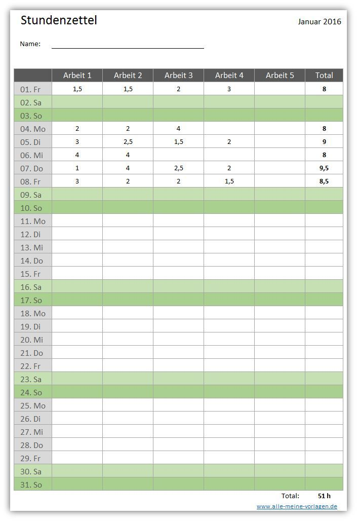 Arbeitszeiterfassung Excel Vorlage Projektplan Excel Excel Tipps