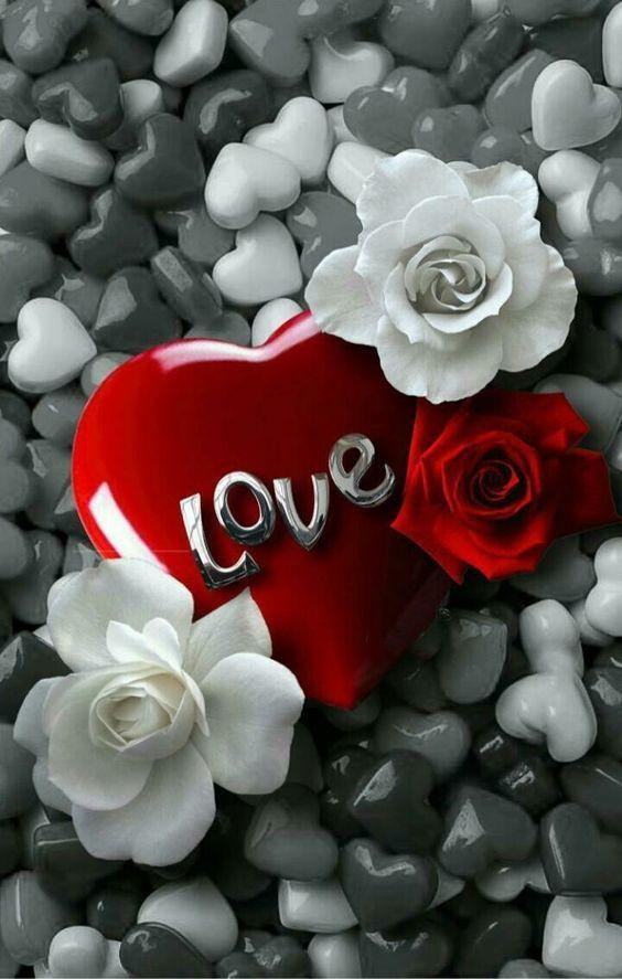 You Me Good Morning Amor Corazones Corazones De Amor
