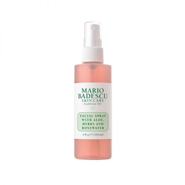 """- """"I've been a fan of thisMario Badescu facial sprayforever. I use it in the morning to make my face look alive and again mid-day because 3 o' clock walls are a real thing. It's also great for adding moisture to dry skin. Winter=dry=no good.""""—Leah Benzie, Social Media Editor"""