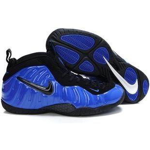 release date: 20067 8bd42 Nike Air Foamposite Pro Royalblue Black