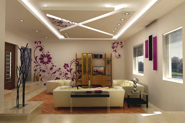 Beleuchtung Wohnzimmer Decke - Haus Design Bilder - Haus Design Bilder
