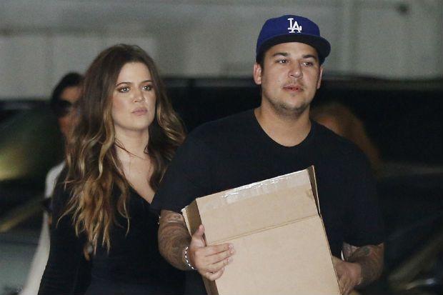 WATCH: Khloe Kardashian Cries After Rob Refuses to Go to Rehab