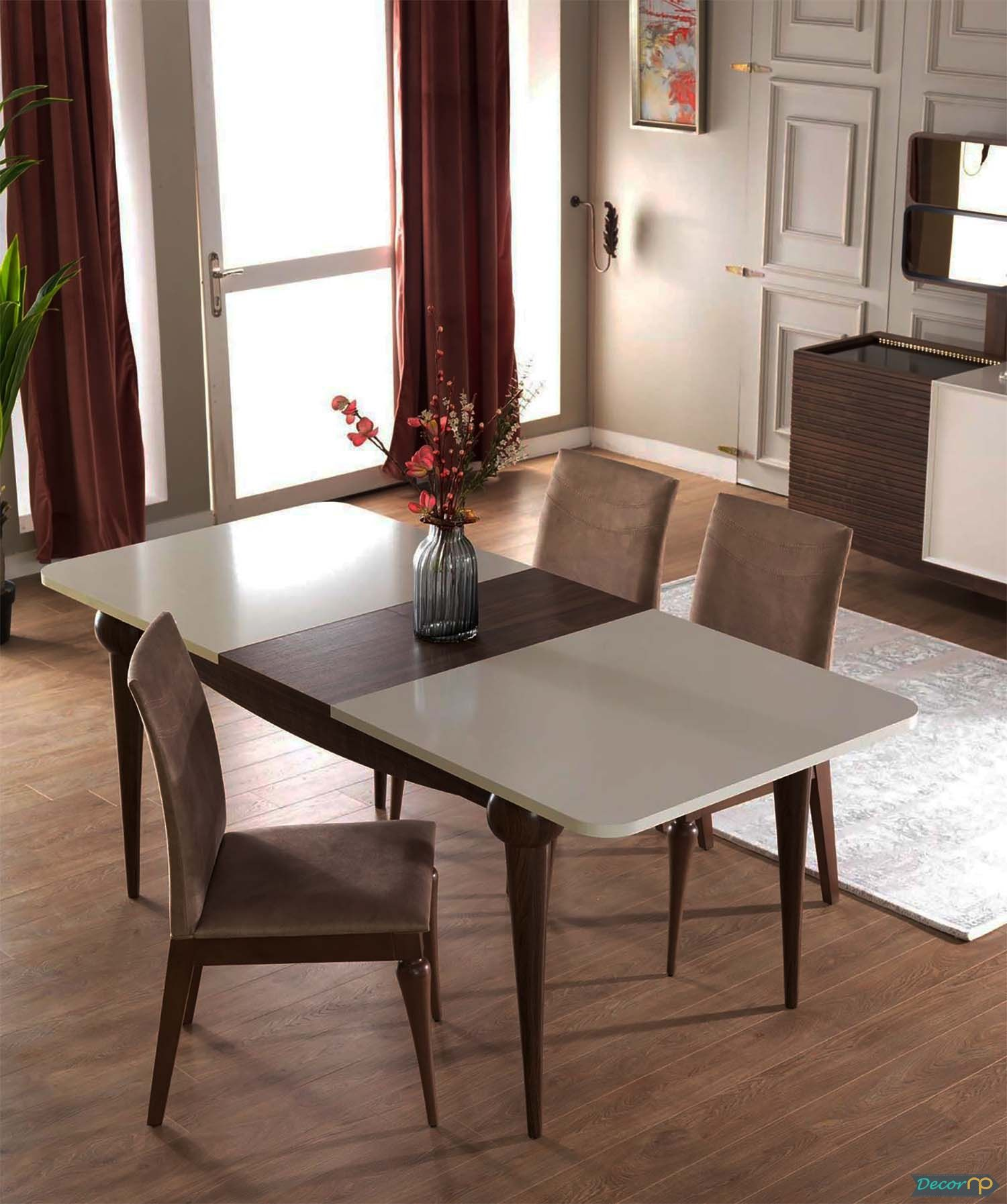 40 Perfect Dining Room Table Sets Styles