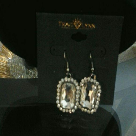 Traci Lynn Bravo Earrings NWT Traci lynn jewelry
