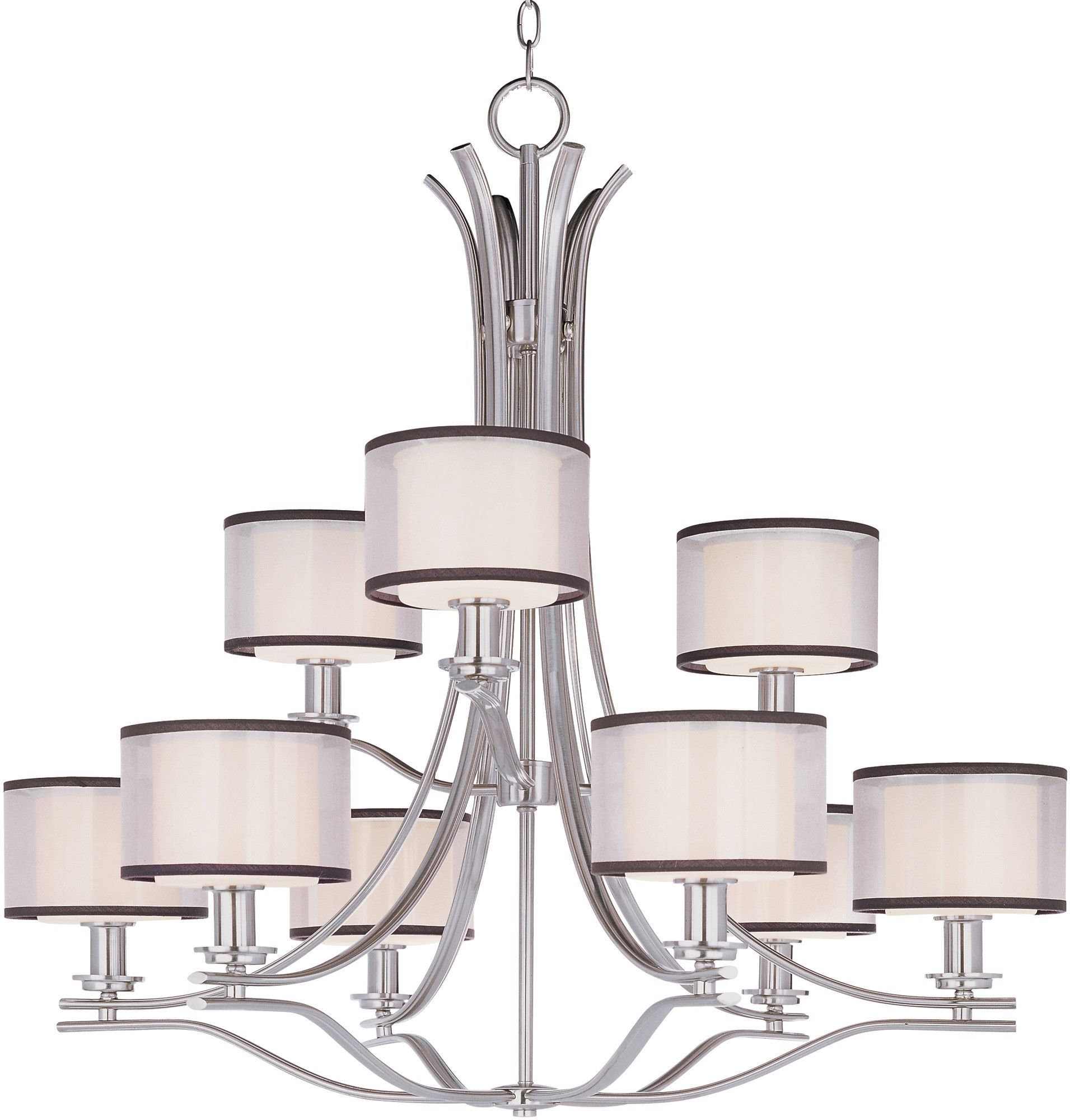 houseknecht 9 light drum chandelier fresh design chandeliers rh pinterest com