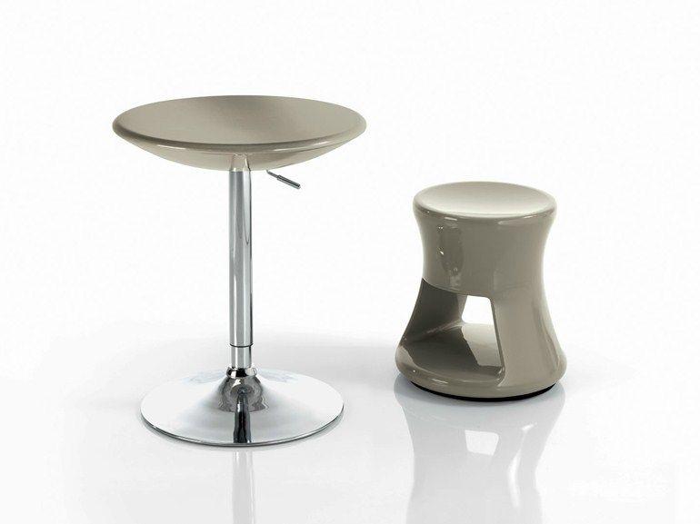Tavolino Comodino ~ Tavolino comodino in abs ebo bontempi casa furniture