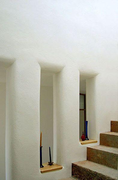 Wonderful Natural Decorative Lime Plaster Interior Walls