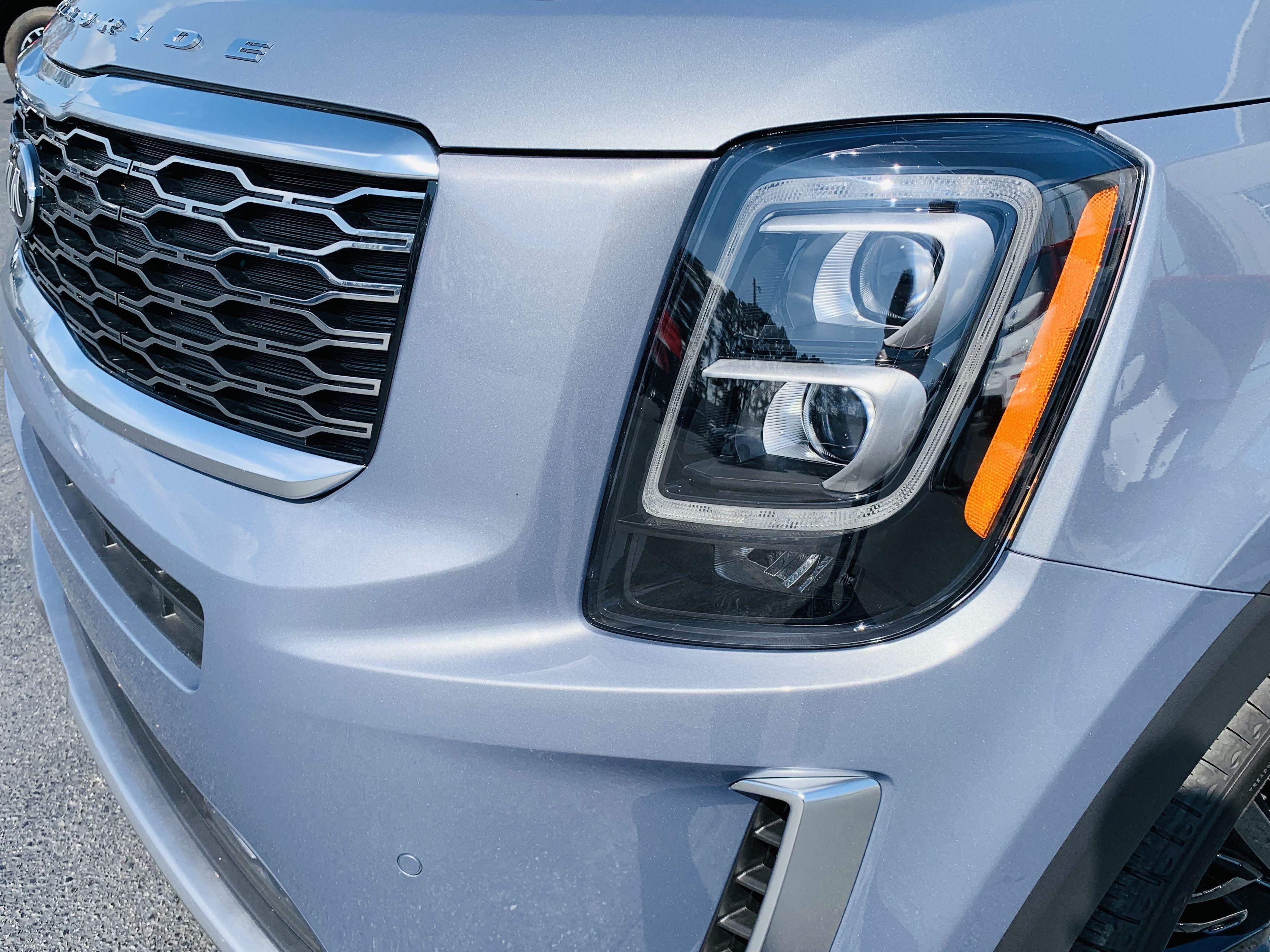 2020 Kia Telluride Everlasting Silver Suv Trucks Kia Sedan