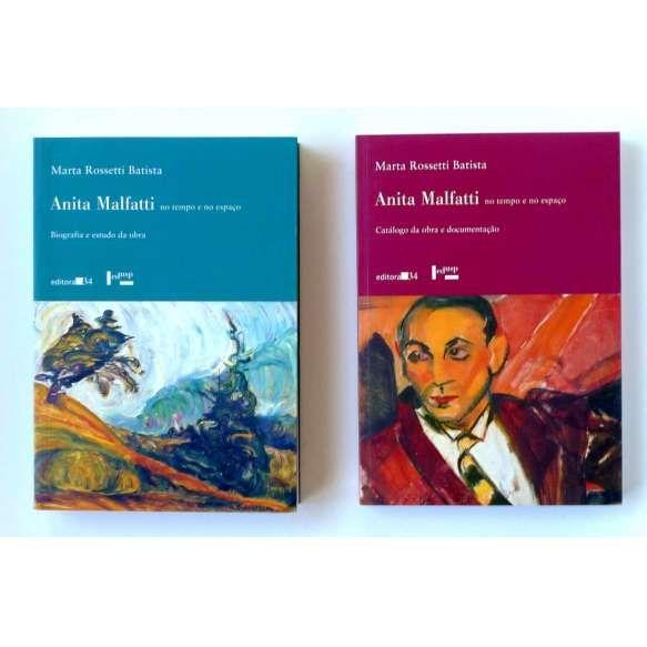 Anita Malfatti Sao Dois Livros O Primeiro Sobre A Biografia E