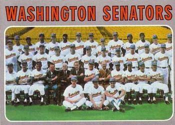 676 - Washington Senators