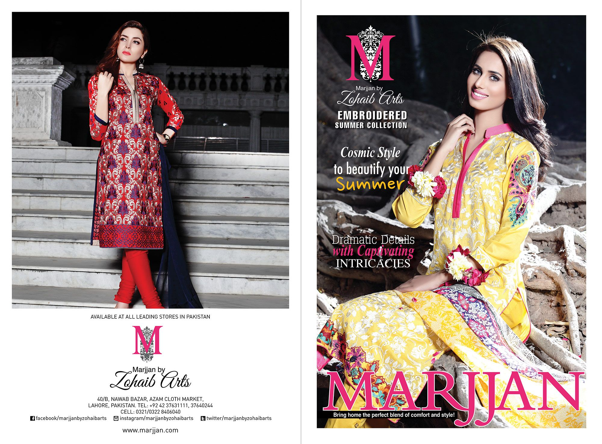 Warda spring summer collection 2016 vol 1 with prices beststylo com - Find This Pin And More On Summer Collection 2016 Volume I By Zohaibarts