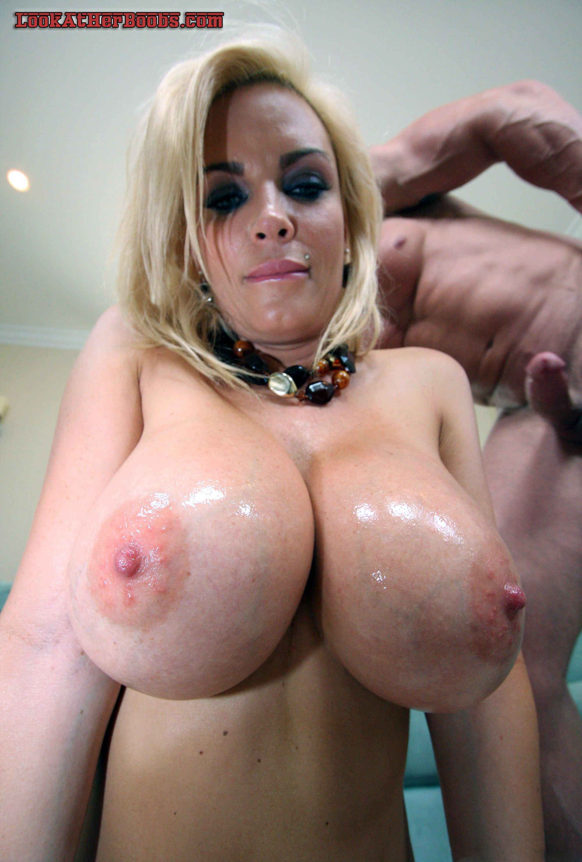 large natural breasts