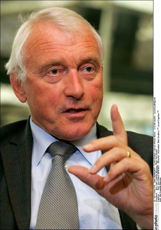 Paul Van Himst, ex-Anderlecht en beste Belgische speler van de vorige eeuw.
