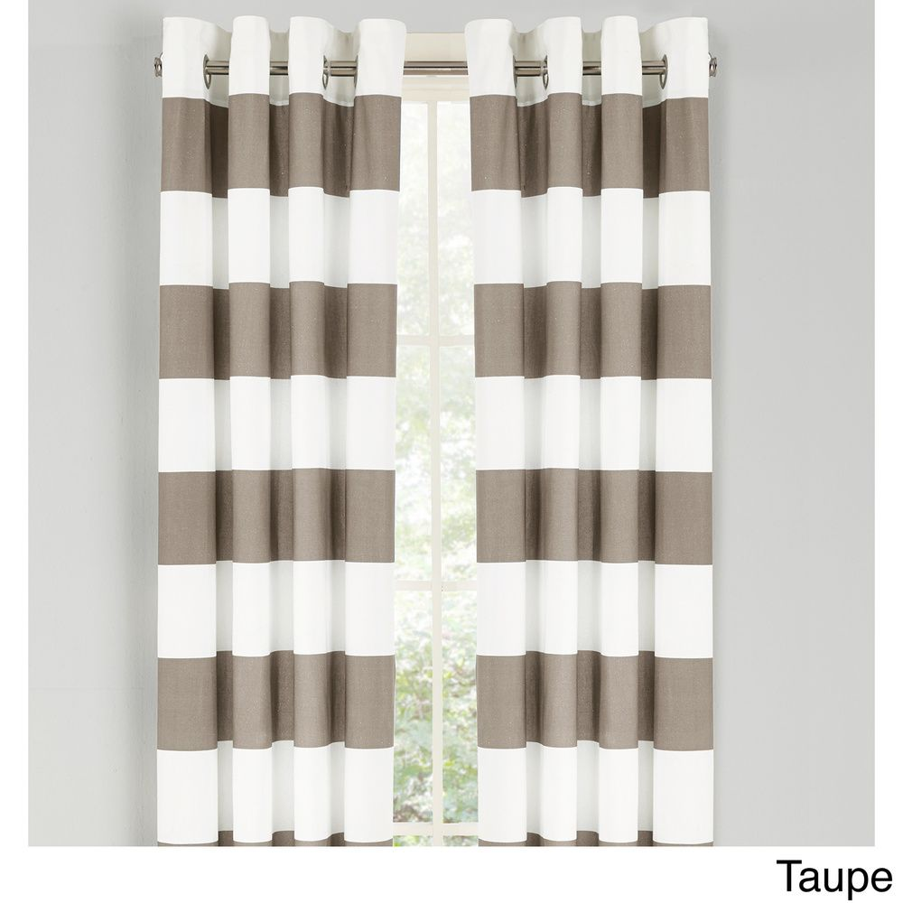 alana home curtain intelligent free geometric panel overstock design print drapes garden product