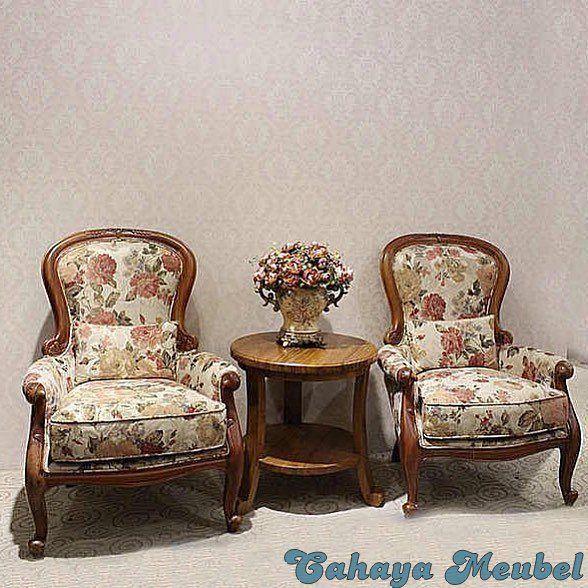 Kursi Teras Indoor Klasik  #KursiTeras Kursi Teras Indoor Klasik #furnitureonlinestore