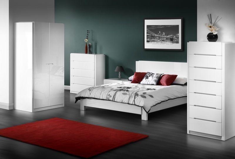 Möbel Schlafzimmer Weiß - Möbel bild