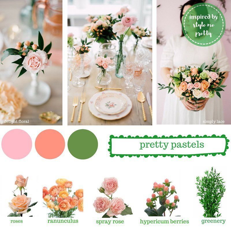 We Have Created Several Diy Wedding Flower Packages To Help Make Your Wedding Flower Selection Hassl Wedding Flower Packages Online Wedding Flowers Diy Wedding