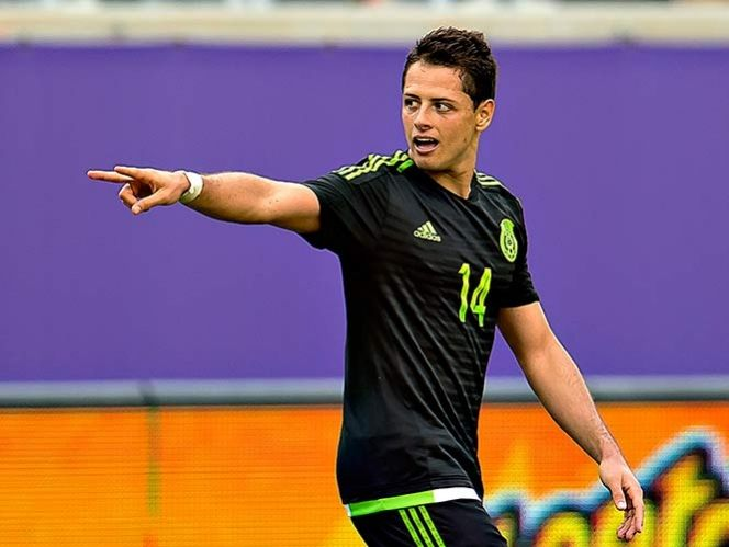 """Chicharito"""