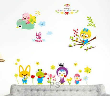 Jual stiker dinding motif pororo abc1023 toko hamanina search results for wallpaper dinding pororo adorable wallpapers thecheapjerseys Choice Image