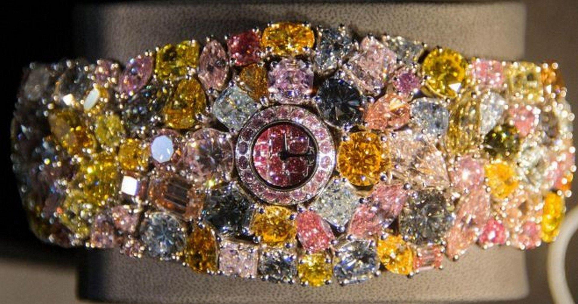 Chopard 201-Carat Watch   Мужские дорогие часы, Роскошные