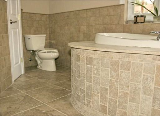 ideas to update your almond bathroom toilets tubs sinks and rh pinterest fr