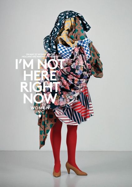 Women Inc. Kessels Kramer : Annie Collinge | Typ | Pinterest