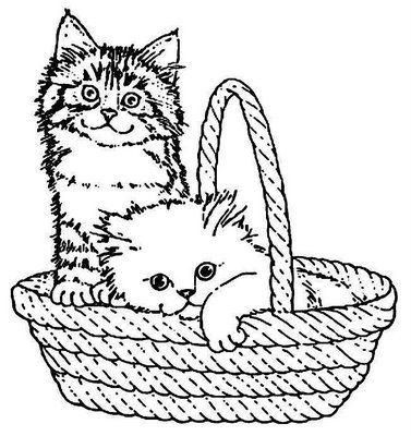 Riscos E Ou Moldes Para Artesanato De Gatos Dibujos De Animales