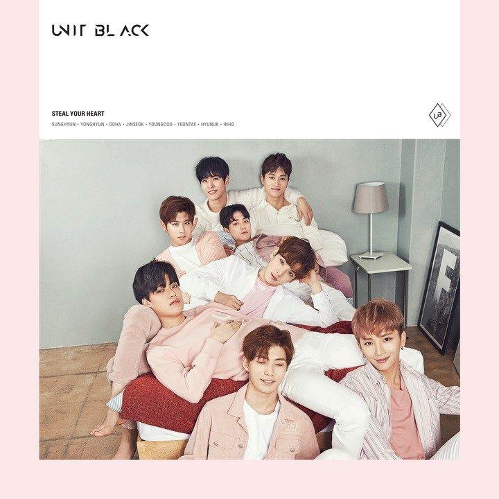 Unit Black (Boys24) - Steal Your Heart (뺏겠어)