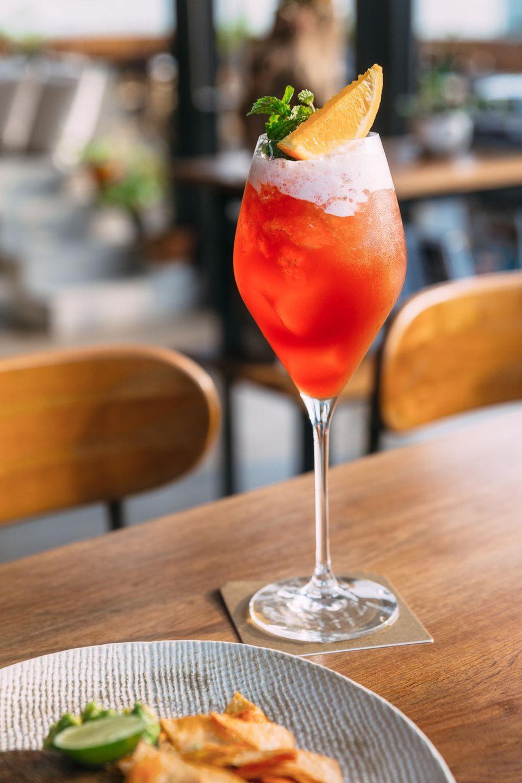 Cocktail Mit Sekt