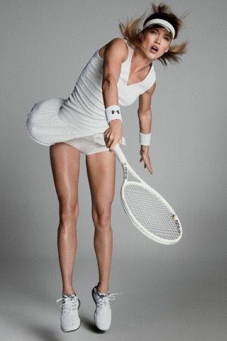 A New Line Of Luxury Tennis Apparel Tennis Dress Tennis Fashion Tennis Photos