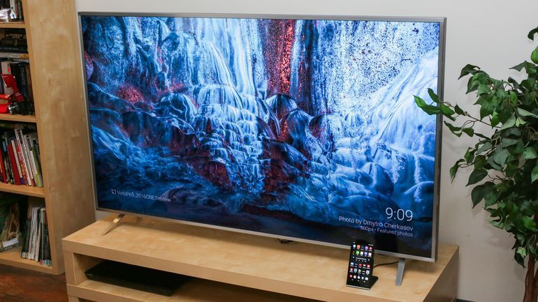 Vizio's PSeries TV includes a 6inch Android tablet