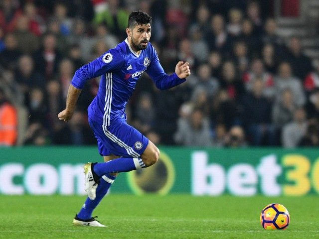"""Inter Milan reject """"absurd"""" rumours of move for Chelsea striker Diego Costa"""