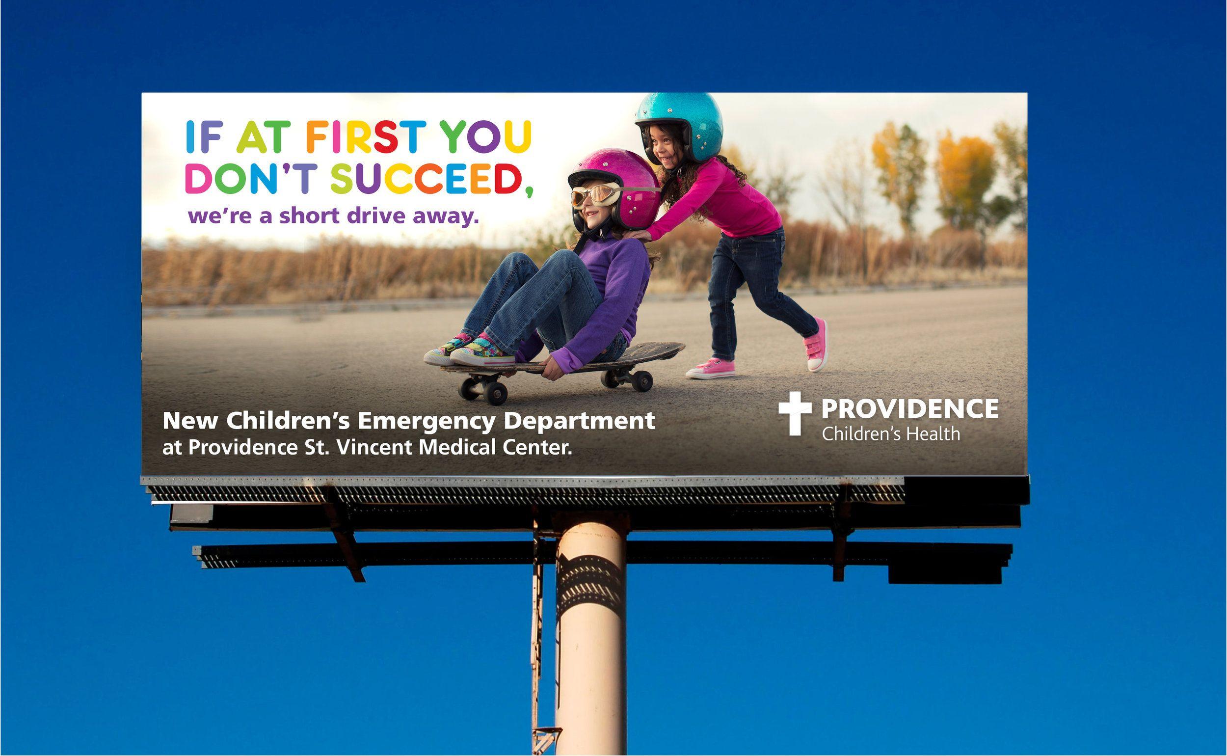 Image result for billboards pediatrics childrens health