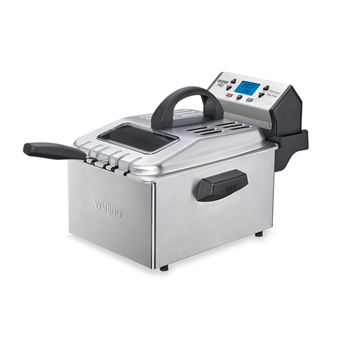 Waring Pro Reg Professional Deep Fryer From Bed Bath Beyond