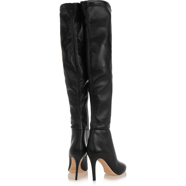 fd7c54707e5 Jimmy Choo Toni stretch-leather over-the-knee boots ( 1