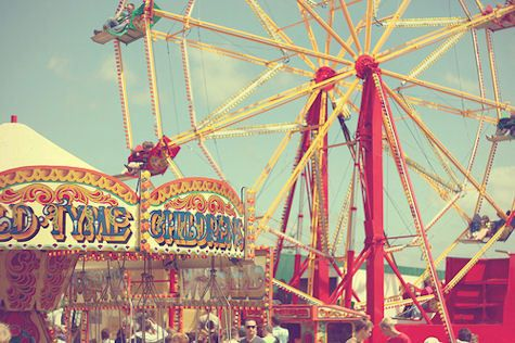 going to the fair <3