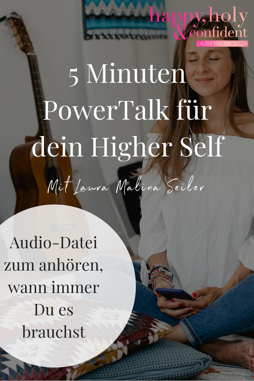 21 Podcast 21 Minuten PowerTalk für dein Higher Self ...