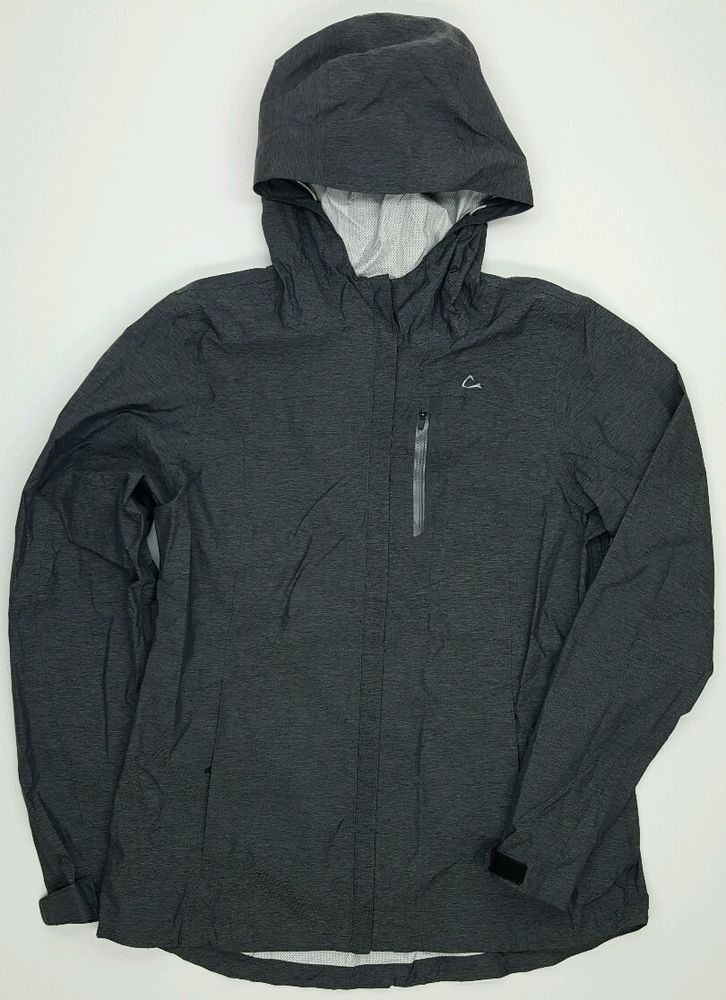 Men's Paradox 2.5 Rain Jacket Lightweight & Waterproof Black Color ...