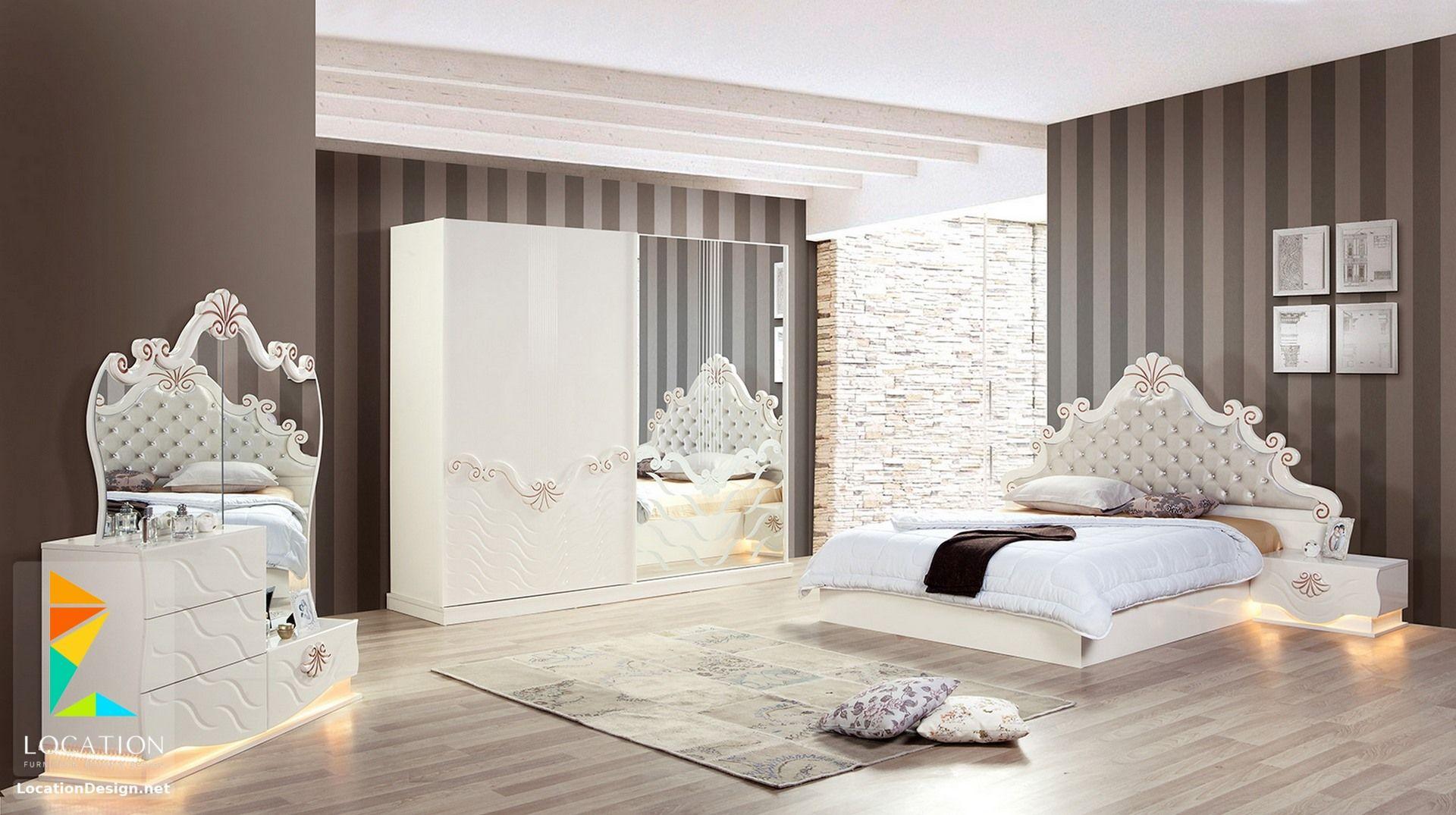 احدث موديلات و اشكال غرف نوم تركي 2019 2020 Luxury Furniture Sofa Bedroom Furniture Design Bedroom Bed Design