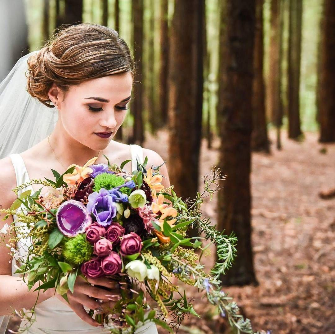 The stunning @ellesupatra on location during a recent shoot in the beautiful @rotoruanz Redwoods ��  Featured on @paperandlace ��  Photography @pure_love_photos Flowers @bloomartnz Hair @jorjarosehd Dress @jopannibridal  Makeup @finaltouchmakeupartistrynz  Jewellery @marama_jewellery  #makeup #makeupartist #bride #beautifulbride #photoshoot #mockbride #destinationrotorua #rotoruanz #rotoruanewzealand #brideoftheday #bridal #girlboss #nzmakeupartist #published #flawless #paperandlace…