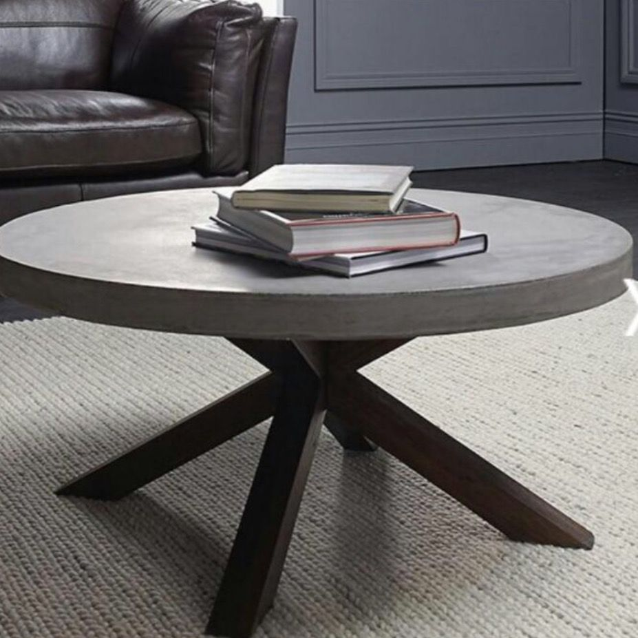 Pin By Rosemary Wascher On The Darling Project Coffee Table Concrete Dining Table Stone Top Dining Table [ 927 x 927 Pixel ]