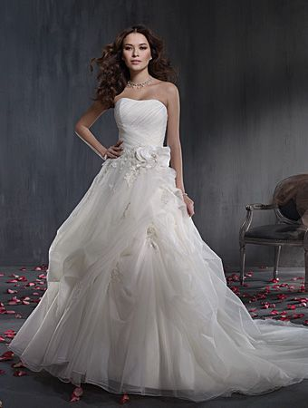 Gesinee S Bridal Concord California Alfred Angelo Wedding Gown