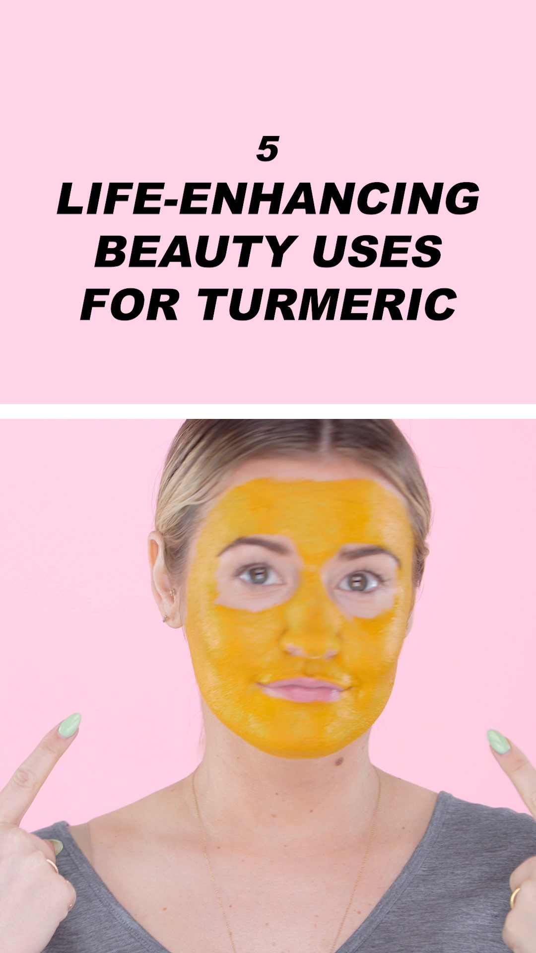 Turmeric is a Genius Beauty Ingredient