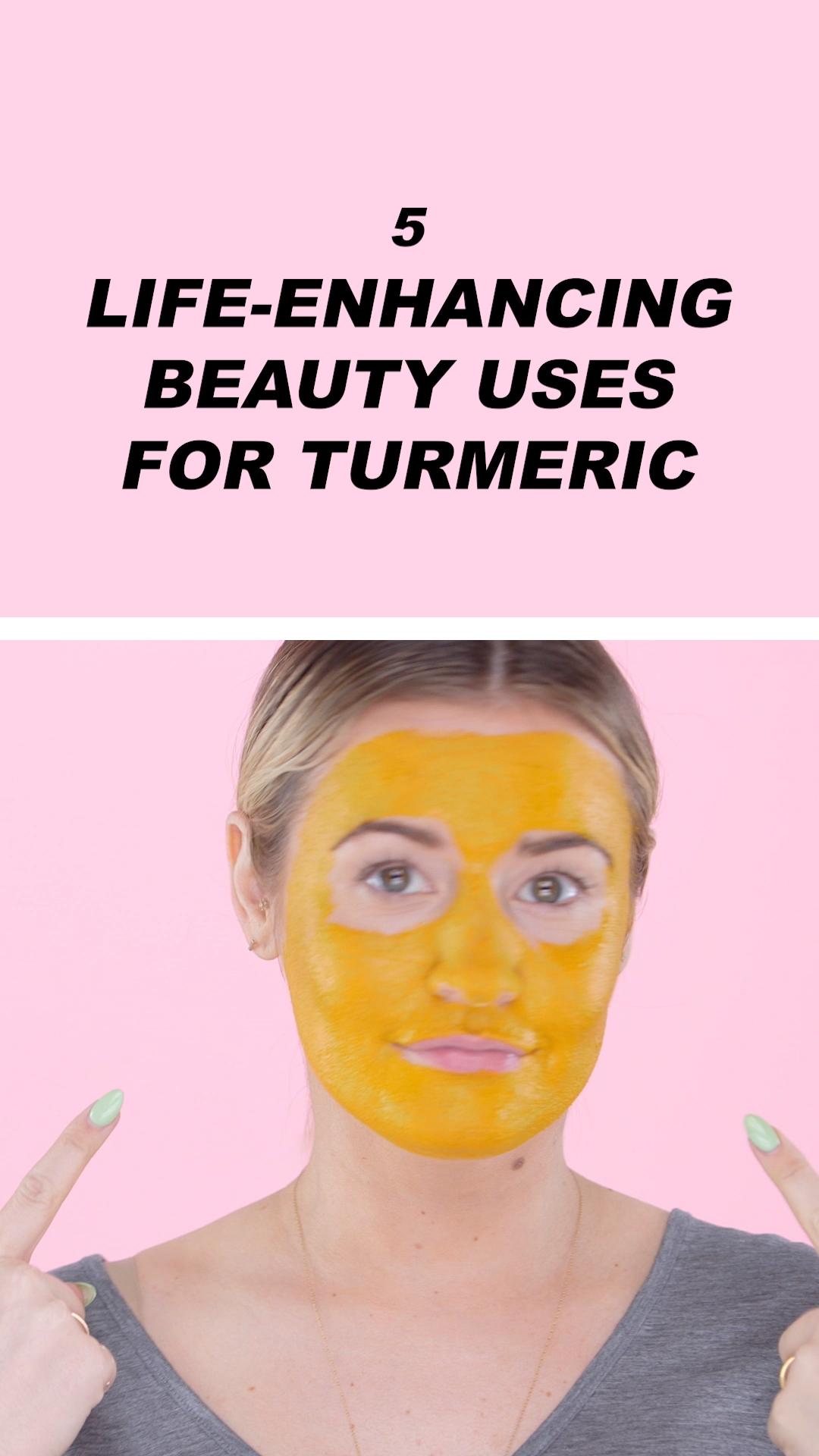 Turmeric is a Genius Beauty Ingredient
