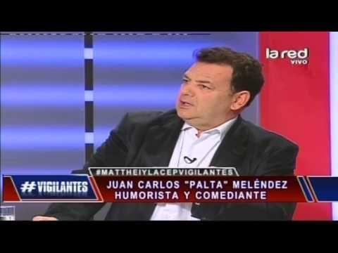 """La clase política administra el mundo financiero, afirma """"Palta"""" Meléndez"""