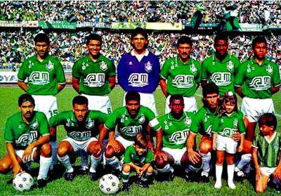 Nacional De Medellin Campeon De Colombia 1991 Atletico Nacional