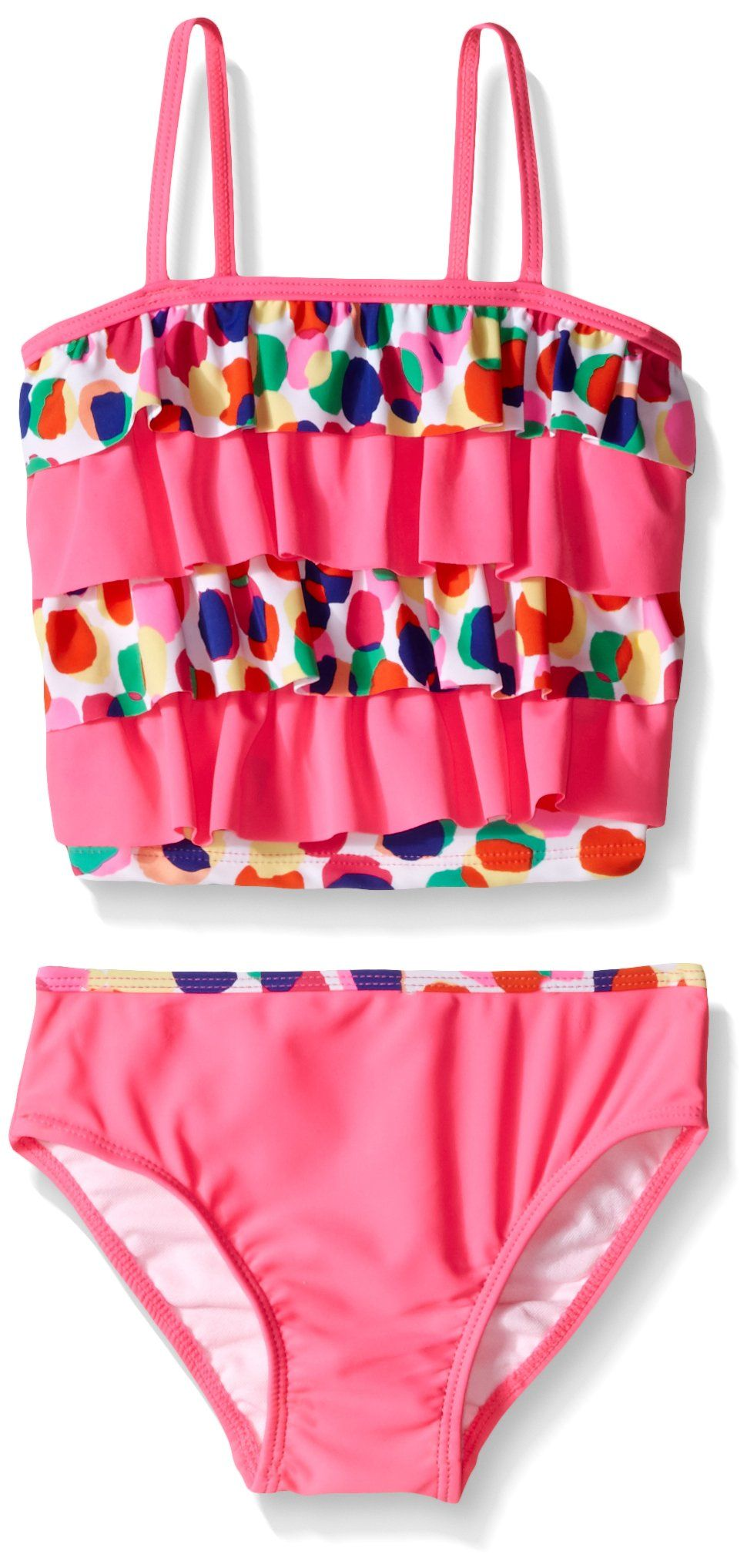 The Children s Place Little Girls and Toddler Printed Tankini