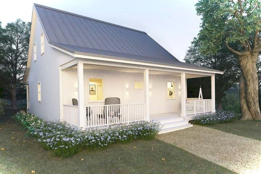 Perfect Small Cottage House Plans Ideas34 Cottage Homes Modern Farmhouse Exterior Small Cottage Homes